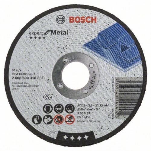 Bosch Rezne ploče Expert for Metal
