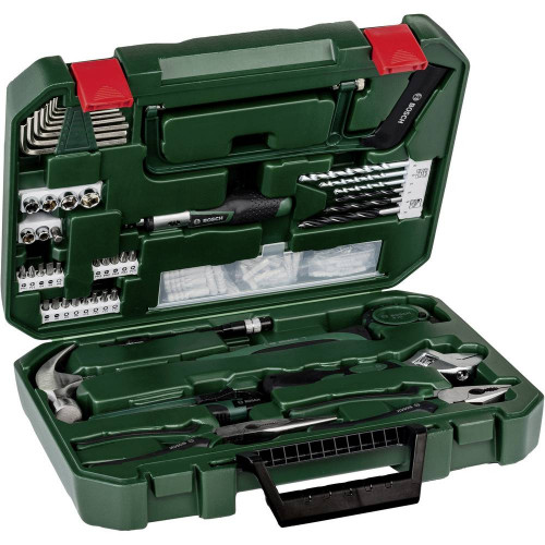 Bosch 111-delni Promoline All-in-one set
