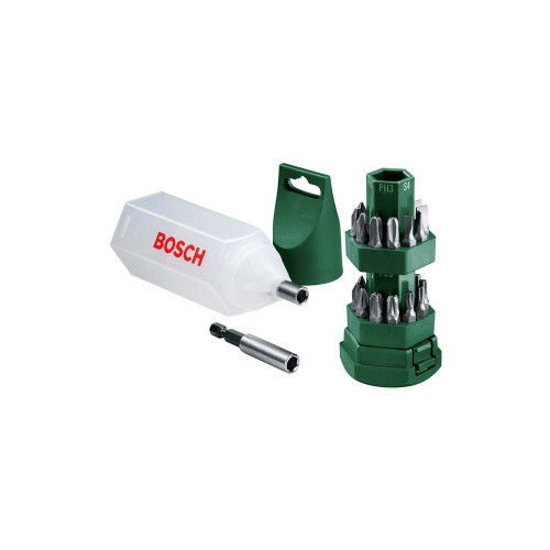 Bosch 25-delni big bit set bitova