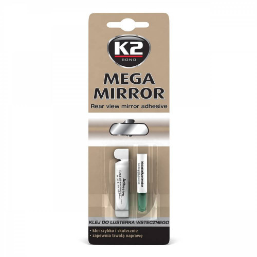 K2 Mega Mirror lepak za retrovizor 6ml